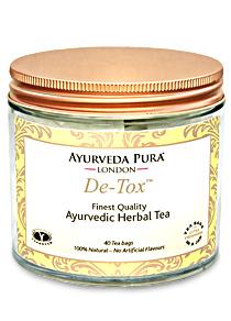 De-Tox™ Ayurvedic Herbal Tea