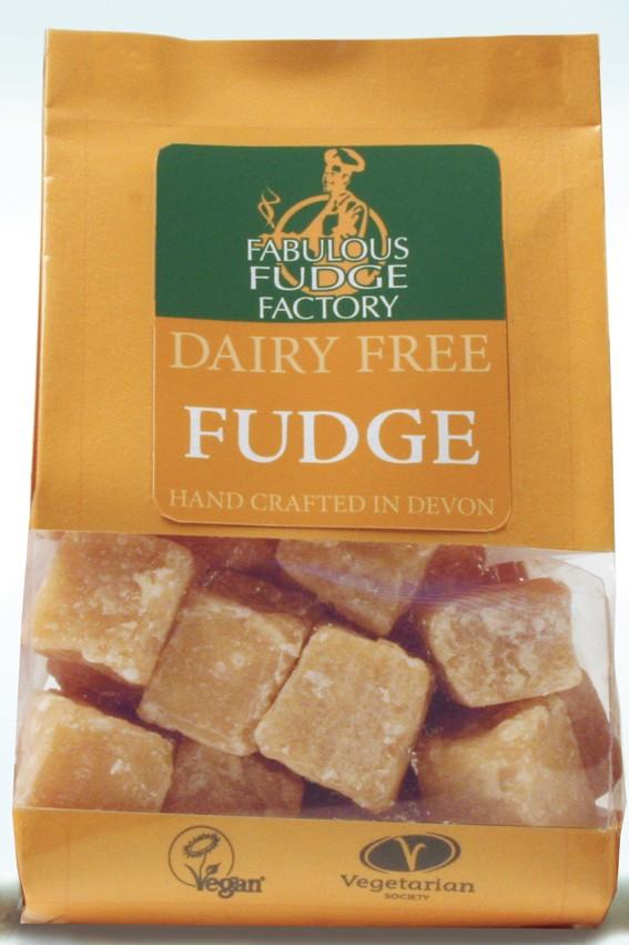Dairy Free Vanilla Fudge