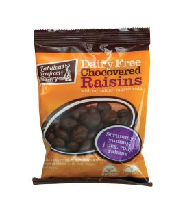 Dairy Free Chocovered Raisins
