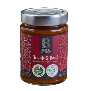 Bay's Kitchen Tomato and Basil Stir-In Sauce