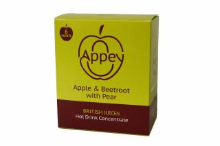 Appey Apple & Beetroot with Pear