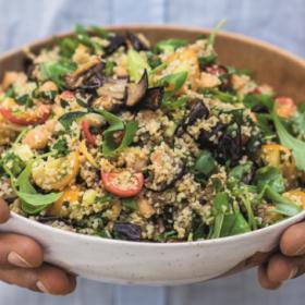 Tabbouleh Chickpea Salad