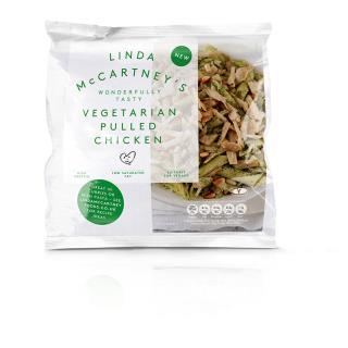 Linda McCartney Vegetarian Pulled Chicken