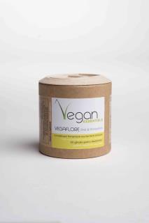 Argalys Vegan Essentials: VEGAFLORE (Pre & Probiotiques/Pre & probiotics)
