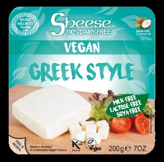 Greek Style Soya Free