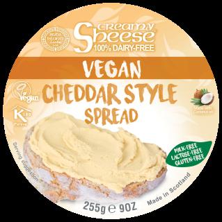Creamy Cheddar Spread 255g
