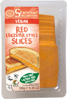 Red Leicester Style Sliced 180g