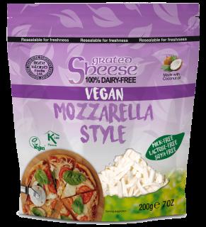 Grated Mozzarella Style Sheese 200g