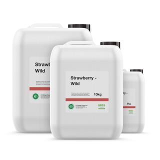 Strawberry, Wild Flavouring