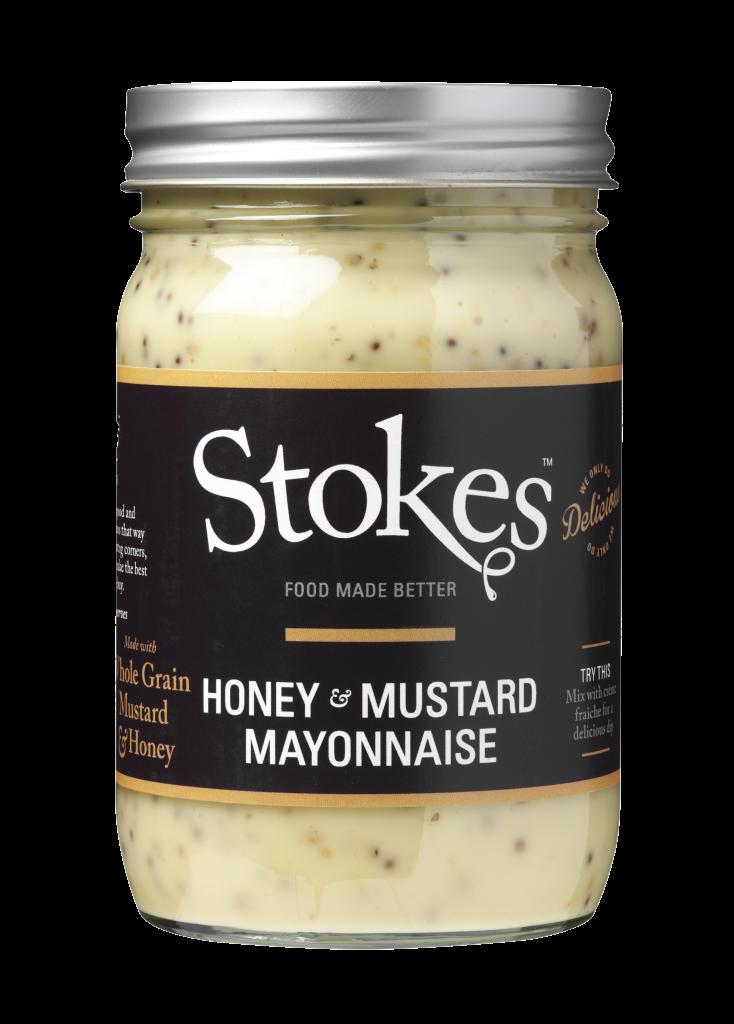 Honey & Mustard Mayonnaise