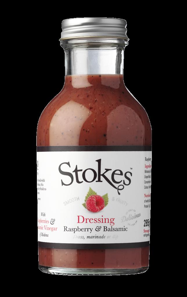 Raspberry & Balsamic Dressing
