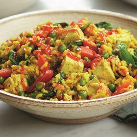 Super Veggie Fried Rice