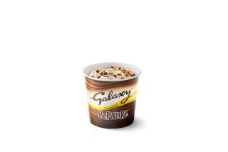 Galaxy Caramel McFlurry