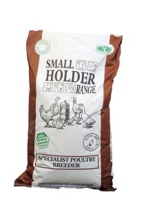 Smallholder Range – Specialist Poultry Breeder Pellets