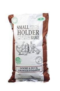 Smallholder Range – Goose  Duck Grower Finisher