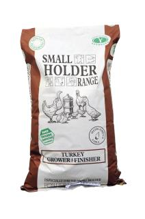 Smallholder Range – Turkey Grower Finisher