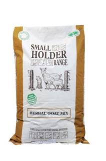 Smallholder Range – Herbal Goat Mix