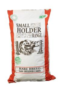 Smallholder Range – Rare Breed Sow Breeder Cakes
