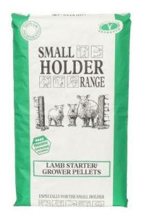 Smallholder Range – Lamb Starter Grower Pellets