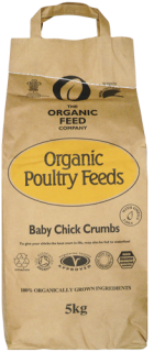 Organic Feed Company – Organic Baby Chick Crumbs