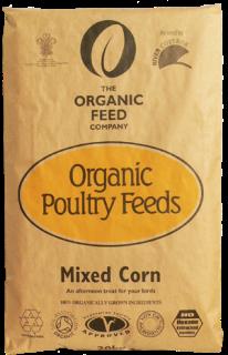 Organic Feed Company – Organic Mixed Corn