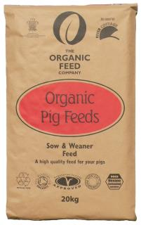 Organic Feed Company – Organic Sow & Weaner Pencils