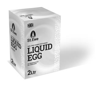 Free Range Liquid Egg White (pasteurised)