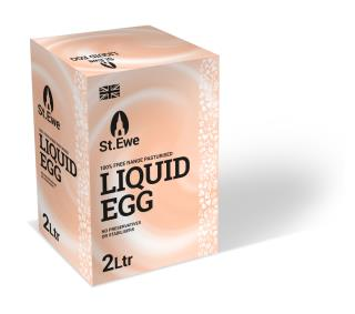 Free Range Liquid Whole Egg (pasteurised)