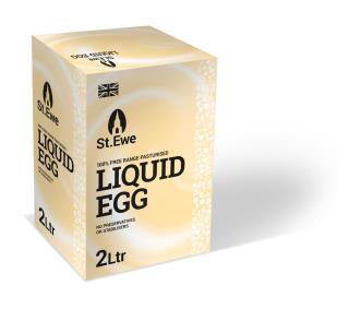 Free Range Liquid Egg Yolk (pasteurised)