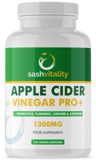 Apple Cider Vinegar Pro+ Capsules