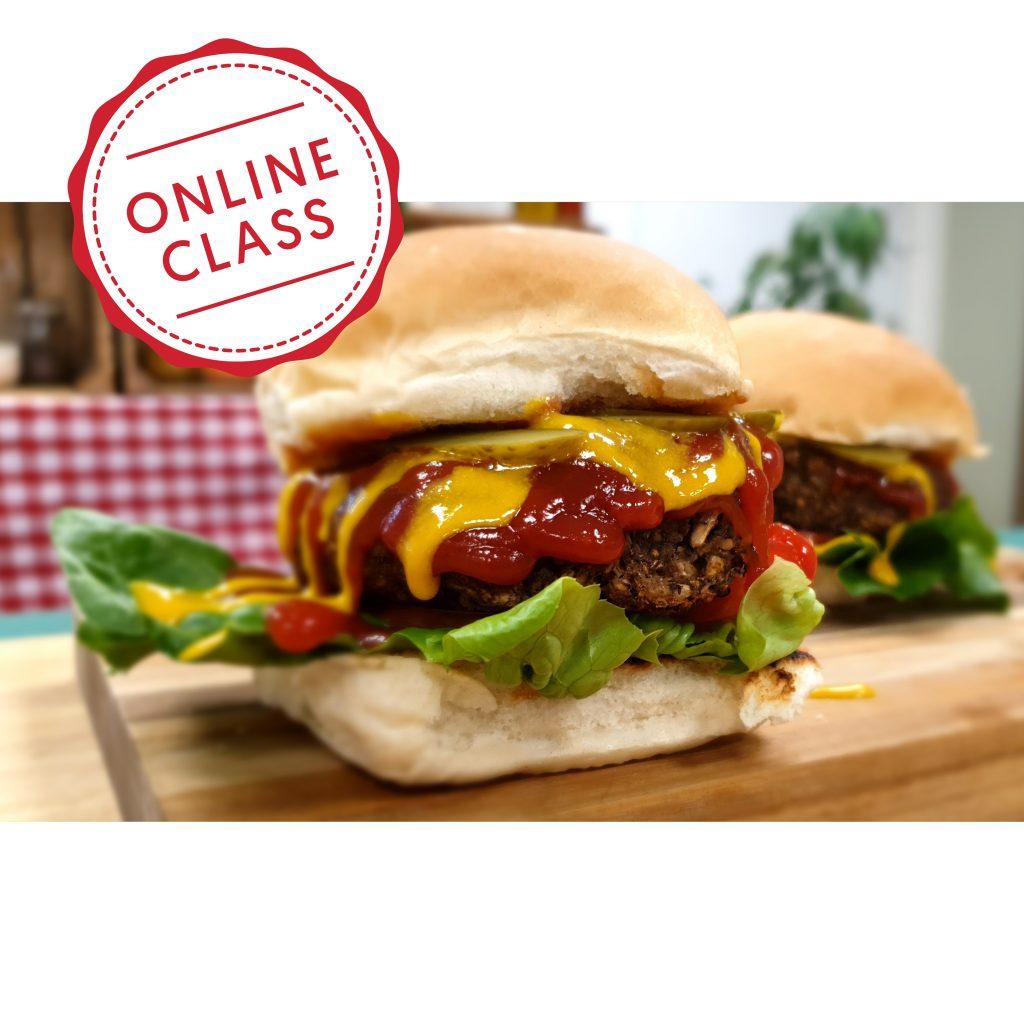 Vegan Street Food (Part 1) – Online Class