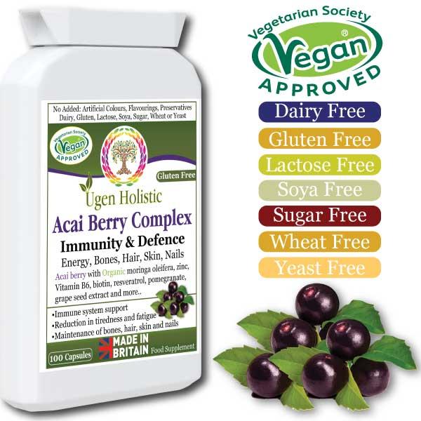 Acai Berry Complex Immunity & Defence