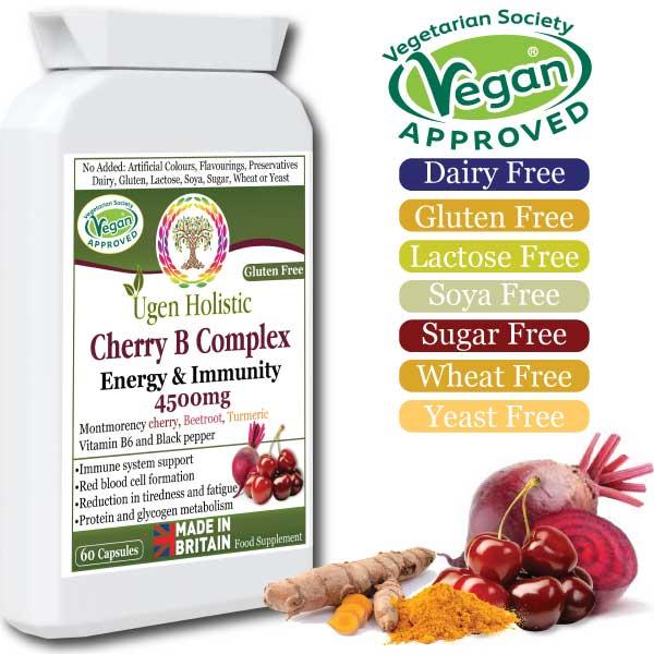 Cherry B Complex Energy & Immunity