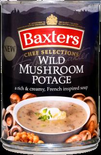 Mushroom Potage