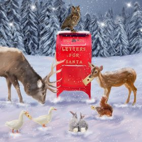 Christmas Cards – Letters to Santa