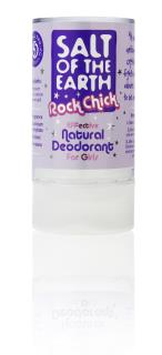 Salt of the Earth Rock Chick Natural Deodorant Stick 90g