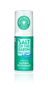 Salt of the Earth Natural Deodorant Foot Spray 100ml