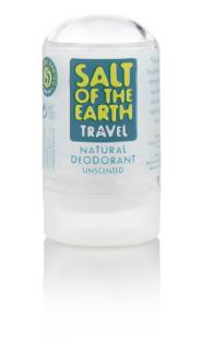 Salt of the Earth Travel Stick Unscented Natural Deodorant 50g