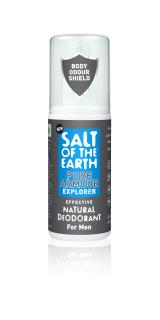 Salt of the Earth Pure Armour Vetiver & Citrus Natural Deodorant Spray 100ml