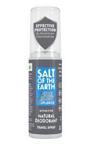 Salt of the Earth Pure Armour Vetiver & Citrus – Travel Deodorant Spray 50ml