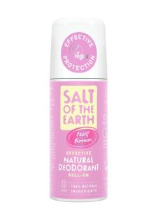 Salt of the Earth Peony Blossom Natural Roll On Deodorant 75ml