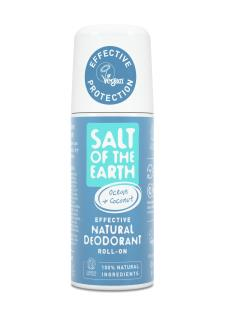 Salt of the Earth Ocean & Coconut Natural Roll On Deodorant 75ml