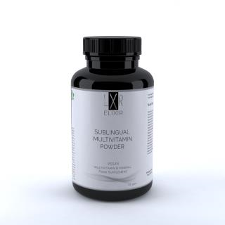 ELIXIR Sublingual Multivitamin and minerals