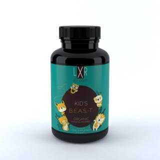 ELIXIR Kid's B.E.A.S.-T. Organic Multivitamin and minerals drinking powder