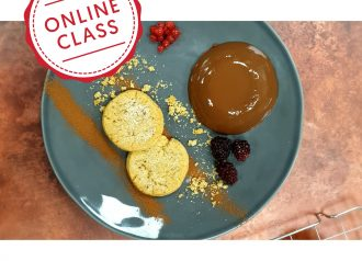Give our gift vouchers for online cookery classes