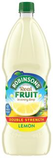 Robinsons Double Concentrate No Added Sugar Lemon