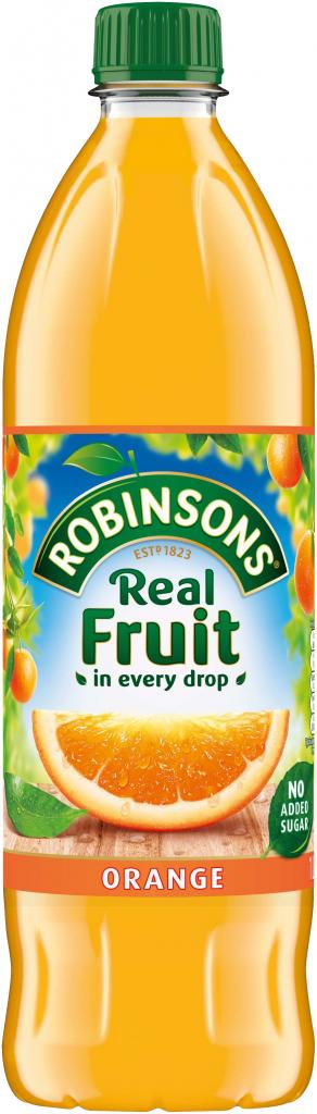 Robinsons No Added Sugar Orange