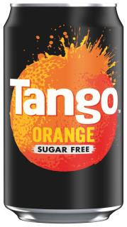 Tango Sugar Free Orange
