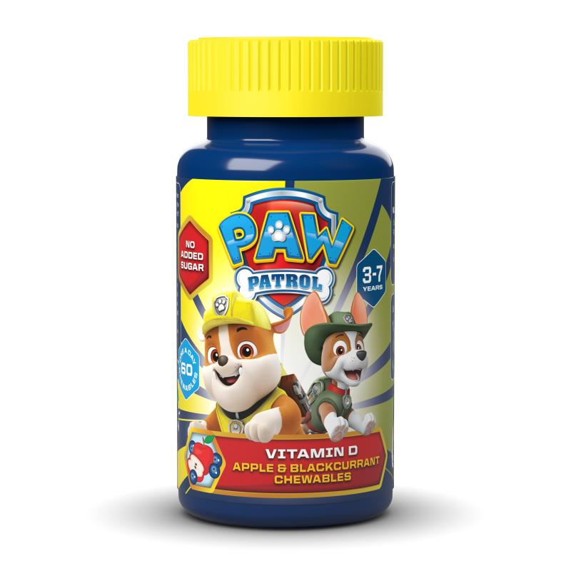 PAW Patrol Vitamin D Chewables