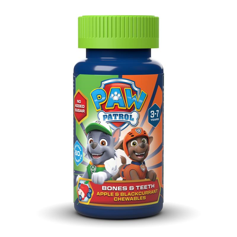 PAW Patrol Bones & Teeth Chewables